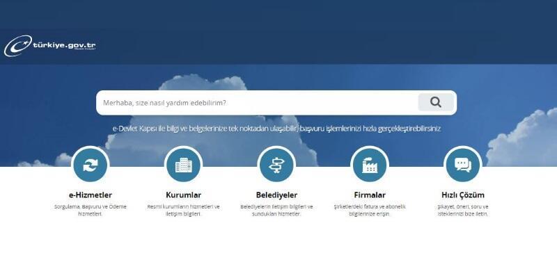 e-Devlet'ten ikametgah belgesi nasıl alınır?