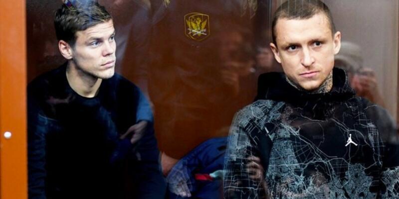 Kokorin ve Mamaev 2 ay hapis yatacak