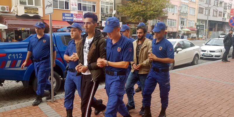 Kocaeli'de DAEŞ operasyonu: 3 gözaltı
