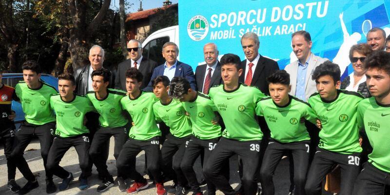 CHP'li Kaya: Arda attığı goller ve yaptığı ortalarla haber olsun