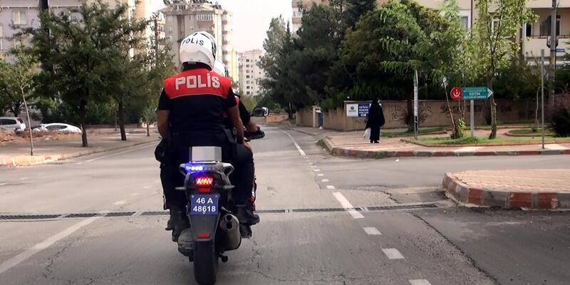 Kahramanmaraş'ta bomba ihbarı polisi alarma geçirdi