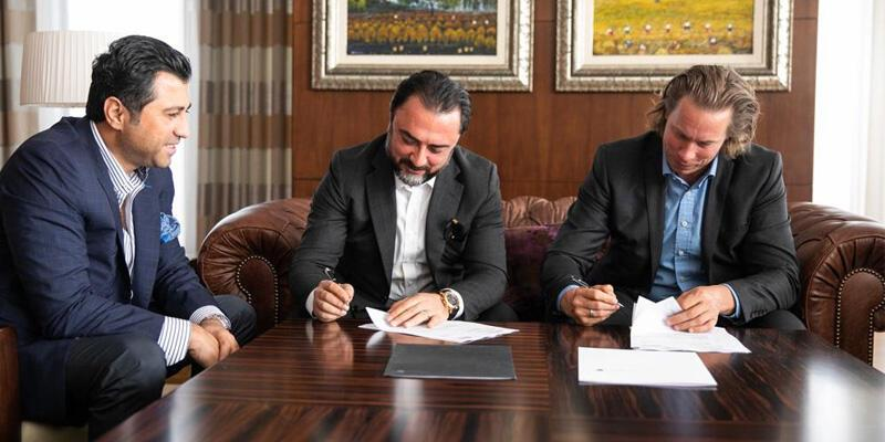 Özdoğan Grup'tan dünyanın en büyük inşaat firmasıyla işbirliği anlaşması