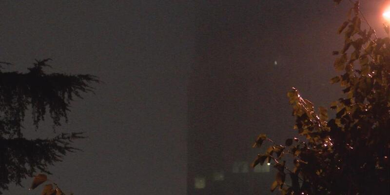 İstanbul'da sis kısa süreli etkili oldu