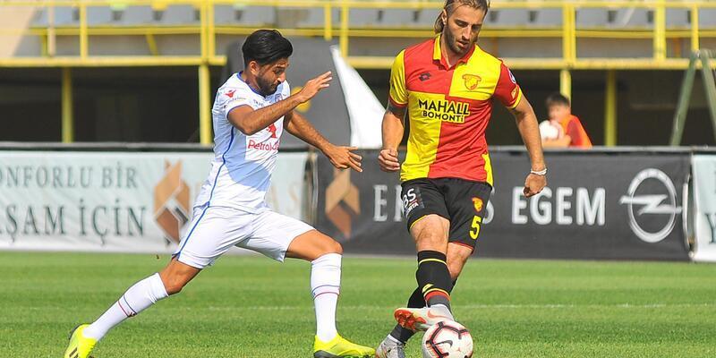 Göztepe-Altınordu: 1-1 (Özel maç)