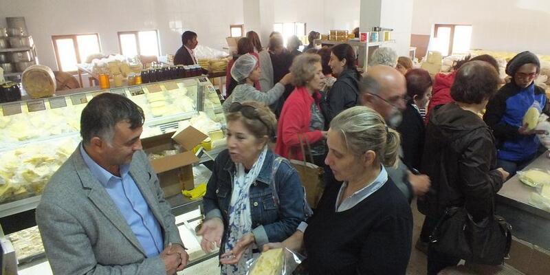 Kadın girişimciler, peynirde buluştu
