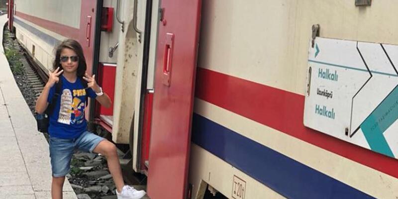 Tren kazasında ölen Oğuz Arda anısına, futbol akademisi açıldı