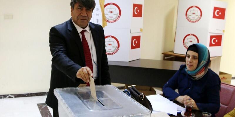 Osmaniye Barosu'nun yeni başkanı İbrahim Halil Yavuzdoğan oldu