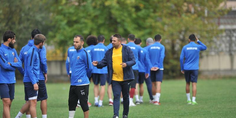 İnegölspor'da gözler Sarıyer maçına çevrildi