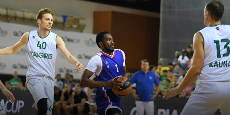 Anadolu Efes'in Euroleague'deki rakibi Zalgiris
