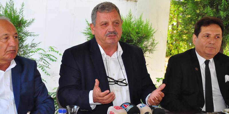 Sefa Taşkın İzmir Büyükşehir Belediye Başkan aday adaylığını açıkladı