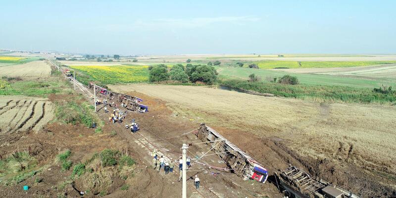 25 kişinin öldüğü tren kazasının nedeni 'bakım ve kontrol' eksikliği çıktı
