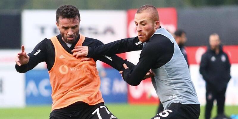 Beşiktaş 9 futbolcudan yoksun çalıştı