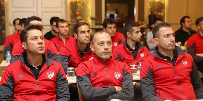 Süper Lig Hakemleri Ara Semineri yapıldı
