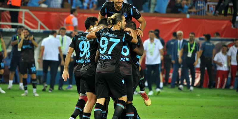 Trabzonspor kupadaki 8 yıllık özlemine son vermek istiyor