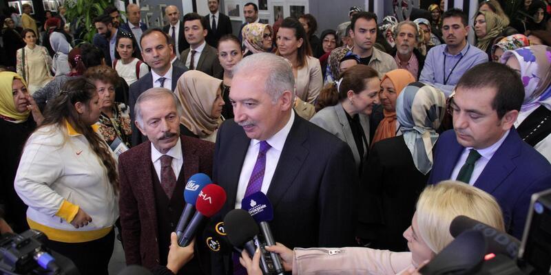 İBB Başkanı Uysal: Yeni havalimanına otobüslerle en konforlu yolculuk yapılacak
