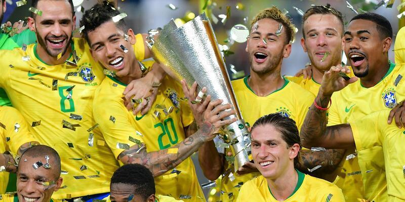 Brezilya, Arjantin'i 90+3'te devirdi
