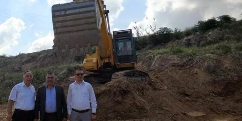 Samandağ'da yeni Devlet Hastanesi'nin inşaatına başlandı
