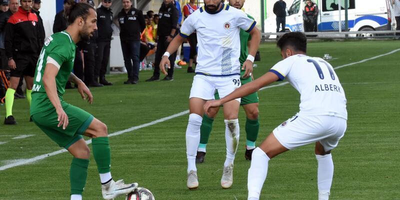 Sivas Belediyespor-Menemen Belediyespor: 2-3