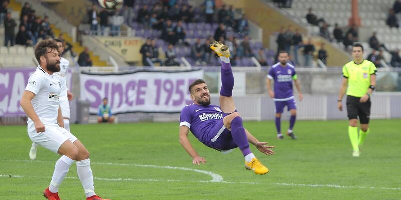 Gebzespor-Nazilli Belediyespor: 1-2
