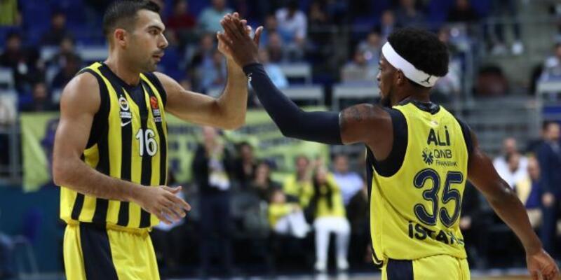 Fenerbahçe'de Ali Muhammed şov... Fenerbahçe 93-85 Khimki maç sonucu