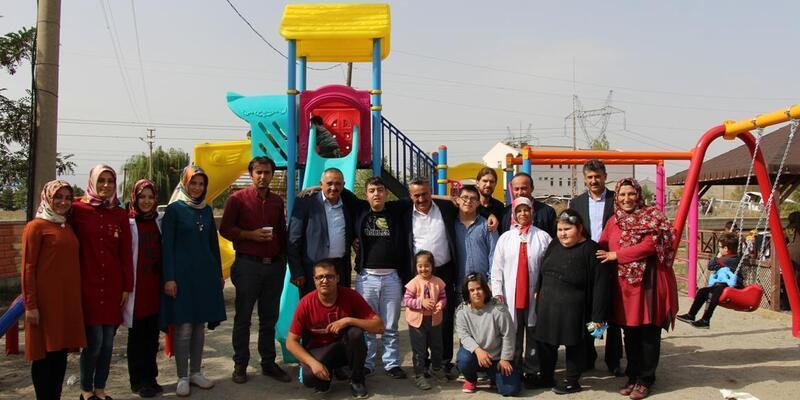 Seydişehir Belediyesinden, Özel Eğitim İş Uygulama Okulu'na sera ve kümes