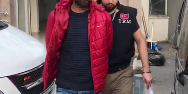 İzmir'de terör operasyonu: 13 gözaltı