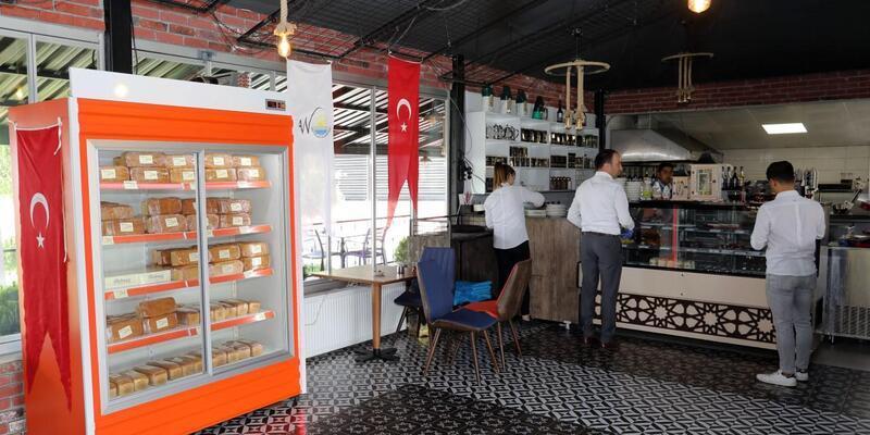 Van'da Büyükşehir Belediyesi glutensiz ekmek satışına başladı