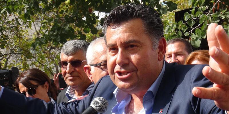 Bodrum Belediye Başkanı Kocadon'dan miting gibi adaylık başvurusu