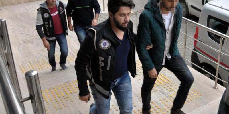 Zonguldak'ta 4 FETÖ şüphelisi adliyede