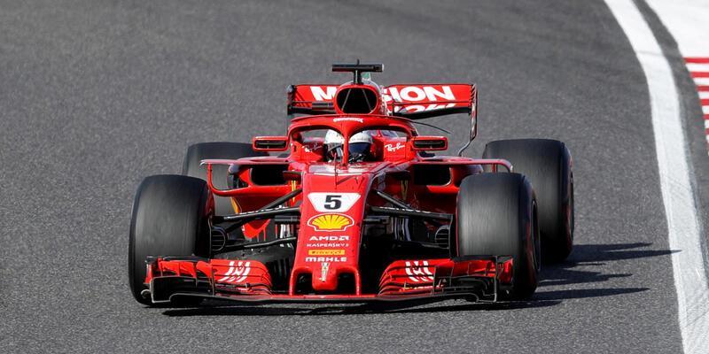 Formula 1'de ABD Grand Prix'i öncesi son durum