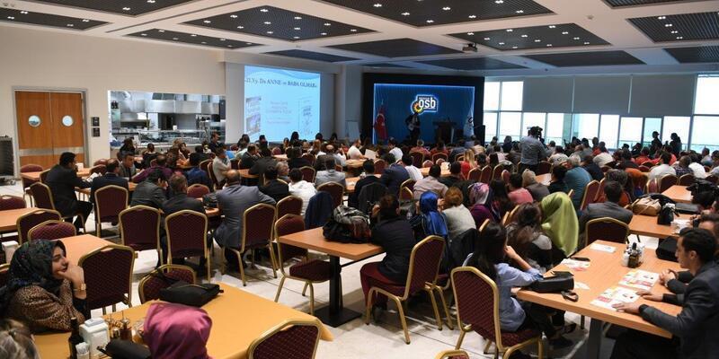 """Kayseri OSB'de """"21. Yüzyılda Aile Olmak"""" konulu seminer"""