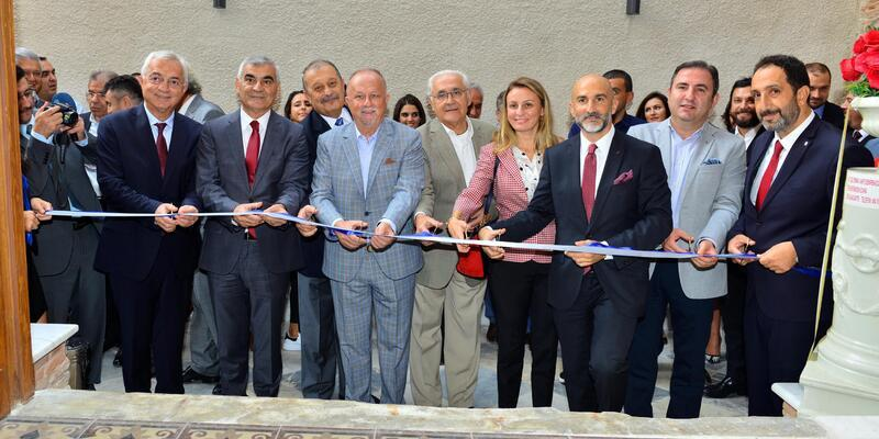 EGİAD Sosyal Kültürel Etkinlikler Merkezi açıldı