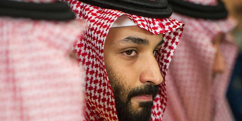 'Veliaht Prens Muhammed Bin Selman en büyük risk haline geldi'