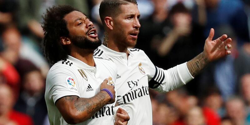 Real Madrid gol atamama rekoru kırdı