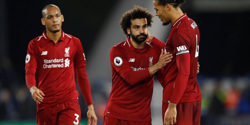 Salah'ın golü 3 puanı getirdi