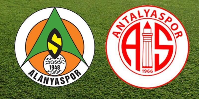 Alanyaspor - Antalyaspor maçı muhtemel 11'leri