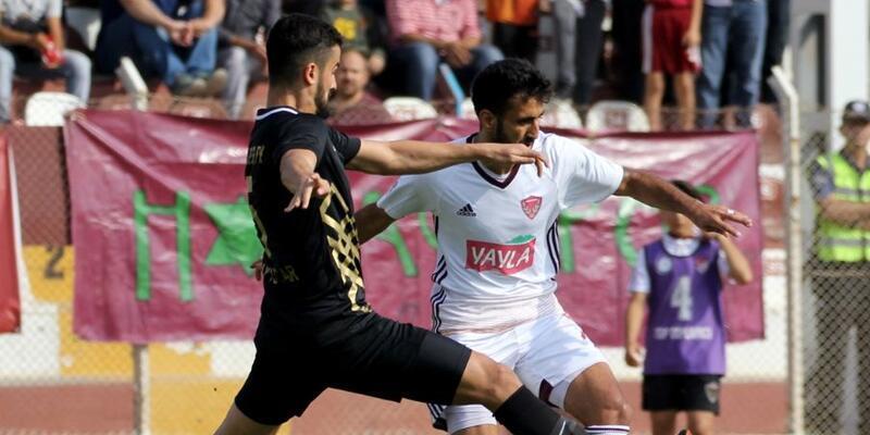 Hatayspor 0-0 Osmanlıspor maç sonucu