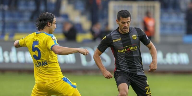 Ankaragücü 1-0 Yeni Malatyaspor / Maç Özeti