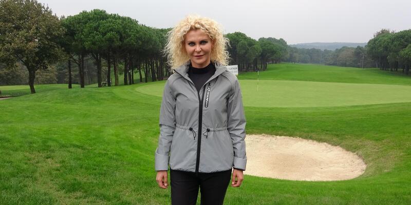 """Elçin Erkoç: """"Golf adeta açık havada meditasyon"""""""