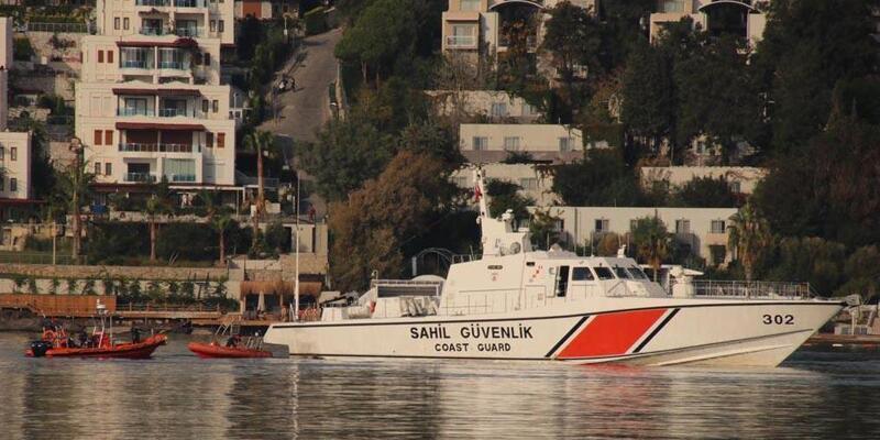 Çocukların öldüğü 7 kişilikfiber tekneye 20 kişi binmişler