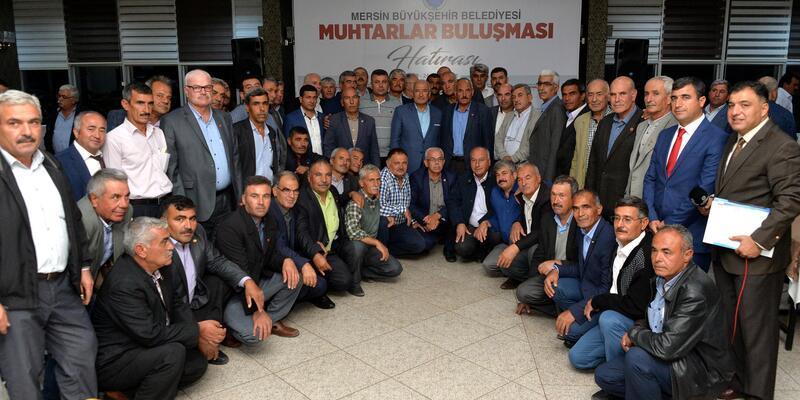 Başkan Kocamaz: 30 Mart'tan sonra da Mersin'in tüm bölgelerine hizmet etmeye devam edeceğiz