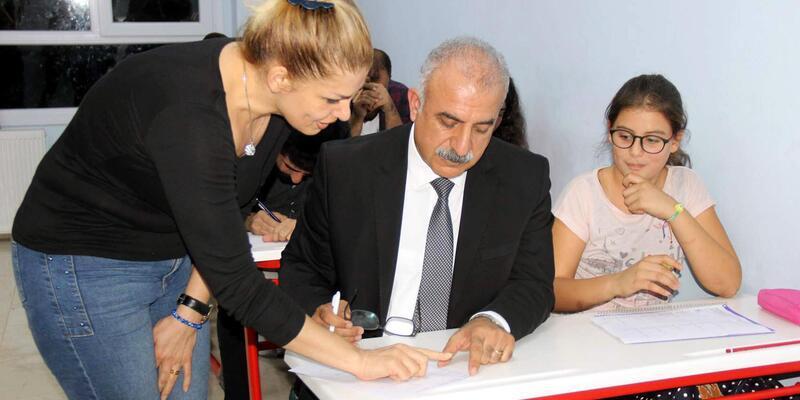Samandağ'da, ücretsiz Arapça kursu