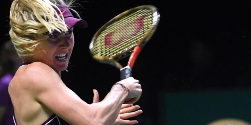WTA Finalleri: Kortlarda Svitolina fırtınası