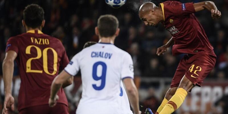 Roma 3-0 CSKA Moskova / Şampiyonlar Ligi maç özeti