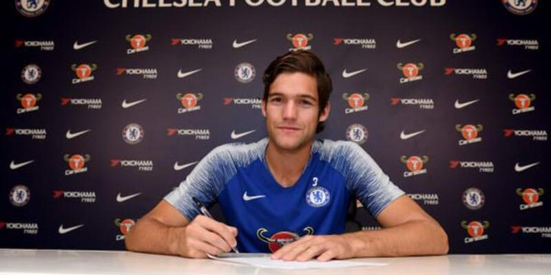 Chelsea ile Marcos Alonso nikah tazeledi