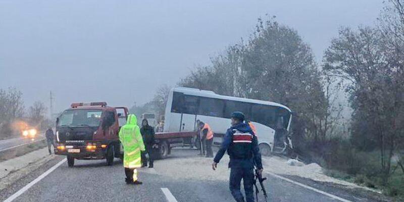 Kastamonu'da maden işçileri kaza yaptı: 12 yaralı