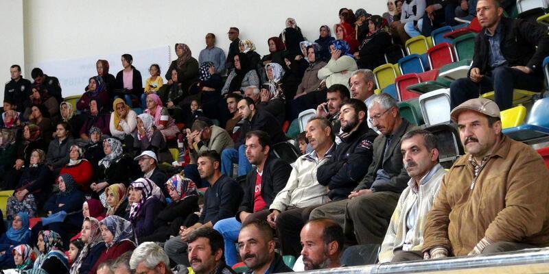 Kilis'te 275 kişilik geçici işe 4 bin 581 başvuru