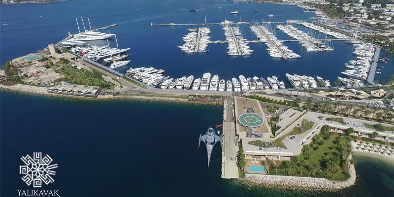 """Yalıkavak Marina """"dünyanın en iyi marinası"""" olmaya aday"""