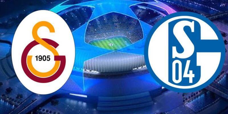 Galatasaray - Schalke 04 Şampiyonlar Ligi maçı saat kaçta hangi kanalda?