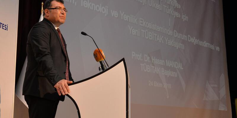 TÜBİTAK Başkanı'ndan Bursa Uludağ Üniversitesi'ne ziyaret